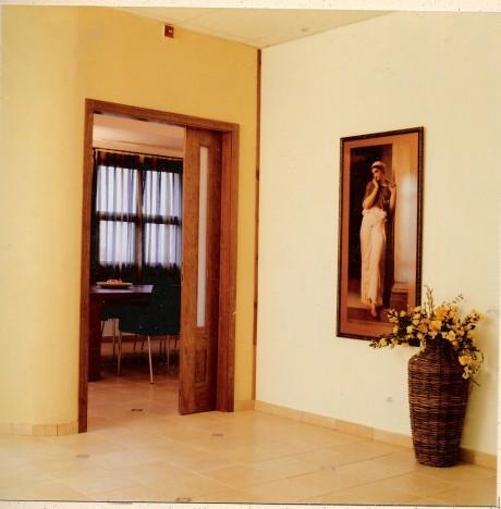 הכניסה לחדר הישיבות